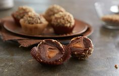 Hershey's Kitchens   Double KISSES Truffles Recipe