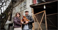 Mr. Jones, 30, and his wife, Alicia, 27, are among an emerging group of people in their 20s and 30s who have chosen farming as a career. Many shun industrial, mechanized farming and list punk rock, Karl Marx and the food journalist Michael Pollan as their influences. The Joneses say they and their peers are succeeding because of Oregon's farmer-foodie culture, which demands grass-fed and pasture-raised meats.  http://www.nytimes.com/2011/03/06/us/06farmers.html?emc=eta1&_r=0#