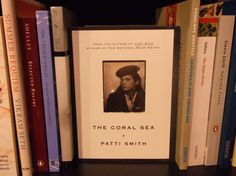 The Coral Sea by Patti Smith in Hatchards, London.