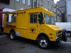 Hallava Falafel food truck - awesome falafel! More Seattle food truck info at: http://www.squidoo.com/seattle-food-trucks