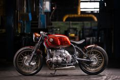 RED-HOT: BMW R100 by Incerum Customs. - Pipeburn Bmw Motorcycles, Bike Art, Rabbit Hole, Hot, Bicycle Art, Cycling Art