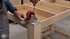 Build your own Table Saw Outfeed Table today! **FREE PLANS and Full Video Tutoral** Make this in one day with only a few tools needed. Easy Woodworking Projects, Woodworking Plans, Tablesaw Outfeed Table, Used Table Saw, Workbench With Storage, Assembly Table, Build A Table, Tool Bench, Plywood Sheets