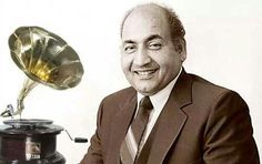 Mohd.Rafi,legend of Indian music.birth day 24/12