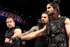Dean Ambrose, Seth Rollins and Roman Reigns Will Dominate WWE in 2015!