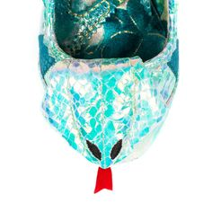 Irregular Choice Minoa Blue | FREE SHIPPING On Orders Over $50 | Tilted Sole