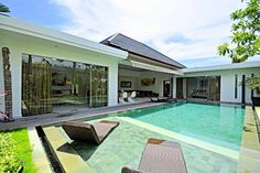 Belong anywhere with Airbnb. Bali Accommodation, Kuta, Outdoor Living, Outdoor Decor, Perfect Place, House Plans, Condo, Villas, Pools