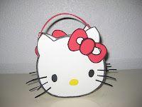 Bolso para niña de Hello Kitty