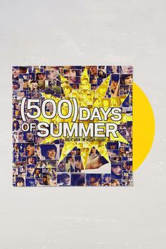 Various Artists - 500 Days Of Summer Soundtrack LP - Urban Outfitters