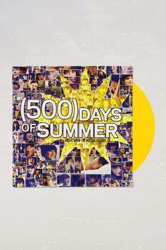 Various Artists - 500 Days Of Summer Soundtrack LP
