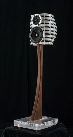 Eden Acoustics AIR Enceintes Baffle Plan 2