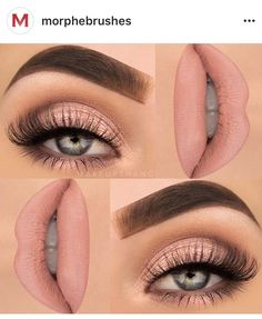 Pageant and Prom Makeup Inspiration. Find more beautiful makeup looks with Pagea. - Makeup Products New Pink Makeup, Beauty Makeup, Hair Makeup, Nude Makeup, 80s Makeup, Witch Makeup, Makeup Hairstyle, Makeup Set, Drugstore Makeup