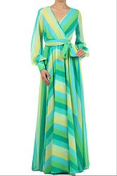 Long Sleeve Maxi as seen on Real Housewives of Beverly Hills