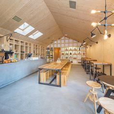 High-Design Juice Bars Around the World | Architectural Digest