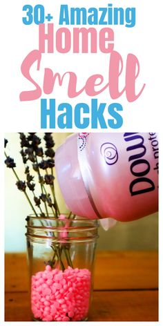Smell hacks, tips, and tricks that will make your home smell good. Smell hacks, tips, and tricks that will make your home smell good. Household Cleaning Tips, House Cleaning Tips, Diy Cleaning Products, Cleaning Solutions, Deep Cleaning, Spring Cleaning, Cleaning Hacks, Daily Cleaning, Cleaning Recipes