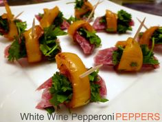 White Wine PepperoniPeppers - Home - Sex, Food & Kettlebells