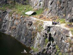 Pedreira do Dib: um local de aventura na Serra da Cantareira