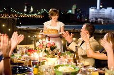 Amy Adams as Julie Powell in Columbia Pictures' Julie & Julia.