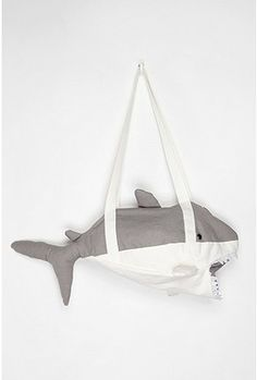 Urban Outfitters - Shark Tote (obviously)