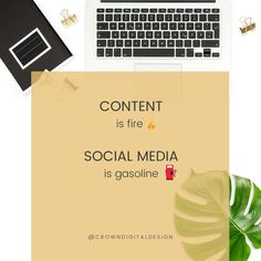 Content makes sure that there is always something interesting you can offer to your readers and followers. Meanwhile, social media helps spread the content where your target audiences are.   ♥ ♛    ♥ ♛   #content #blogging #socialmedia #smm #marketing #quotes #marketingstrategy #webdesign #marketingagency #rhodeisland Marketing Quotes, Social Media Marketing, Target Audience, Digital Marketing Services, Followers, Blogging, Web Design, Competitor Analysis, Content