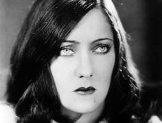 Gloria Swanson Biography | those eyes! she was always ready for her close-up.
