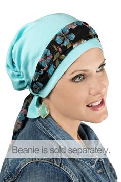 Mini Scarf - Headwear Accessories for Hats and Turbans Stili Per Foulard 97af1ff85e6f