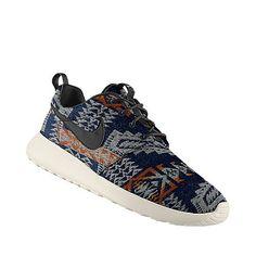 Nike Pendelton Roshe Run iD