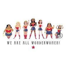 We Are All Wonderwomen | Happy International Women's Day!