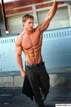 Inspiration for men fitness! Dammmm! :)
