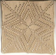 Ravelry: Bedspread Square pattern by Yoko Suzuki (鈴木陽子)