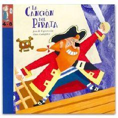 La canción del pirata / José de Espronceda ; Lluís Cadafalch. Imaginarium, 2002