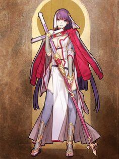 Found on iFunny Fan Art Anime, Anime Art Girl, Fantasy Warrior, Fantasy Girl, Comic Manga, Comic Art, Fantasy Characters, Anime Characters, Character Concept