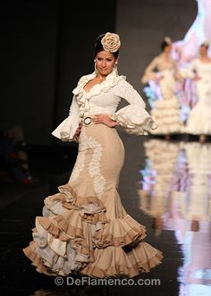 Fotografías Moda Flamenca - Simof 2013 - ADRIÁN GONZÁLEZ Pensando en ti - Foto 05