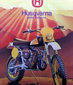 1980 Husqvarna Advertisement