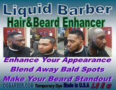 Liquid Barber Hair and Beard Enhancer >>> Read more at the image link. (This is an Amazon affiliate link)