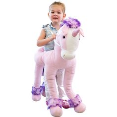 Licorne XXL pour enfant : Chez Rentreediscount Loisirs créatifs Slippers, Children, Material, Products, Carnival, Small Boy, Petite Fille, Creative Crafts, Cuddling