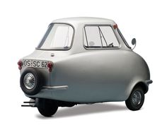 Scootacar Deluxe Mk II, 1960