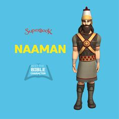 Who was Naaman?  Naaman was the captain of the army of the king of Aram (Syria). He was a great warrior and highly respected because he had given victories to Aram. The man was also a leper. Leprosy is a contagious infection that affects the skin and no one wanted to touch someone with leprosy for fear that they might get it too! God healed Naaman of his leprosy and Naaman praised Him. Bible For Kids, Window Sill, Old Testament, Bible Stories, Bible Lessons, Free Website, Syria, Games For Kids, Homeschooling