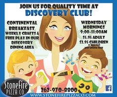 StoneFire Pizza Co Discovery Club • The Lake Country Mom