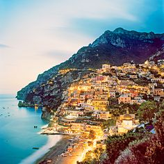 Cooking on the Almafi Coast - Seeking the secrets of cosmopolitan Positano's seafaring cuisine—and culture.