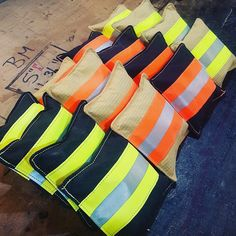 Turnout Gear Cornhole Bags