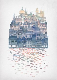 Serenissima Art Print by David Fleck