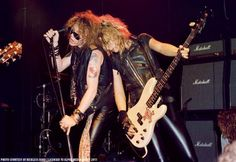 Axl and Duff