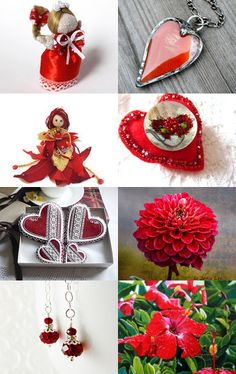 ♥ ♥ ♥ Listen to your HEART ♥ ♥ ♥ by Bianca BsCozyCottageCrafts, LLC on Etsy--Pinned with TreasuryPin.com