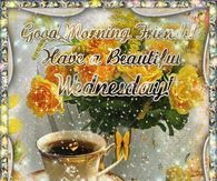 Good Morning Friends Have A Beautiful Wednesday