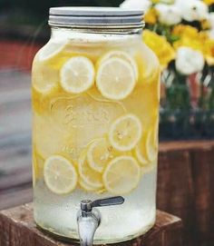 This is wht we call a Healthy drink!  #healthy #lemon #water #juice 🍹