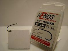 25 Hameçons Hends BL 254