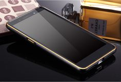 Etui plecki do Huawei Honor 7 aluminiowa ramka różne kolory