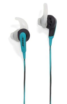 Bose® 'SIE2i' Sport Headphones got these for Christmas!