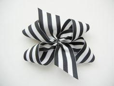 Inside Out Bow tutorial