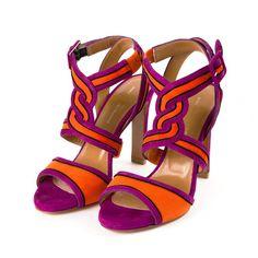 Push mode : les chaussures et sacs joyeux de #GordanaDimitrijevic